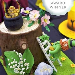 Silver avard winner cake international London 2019