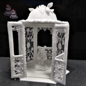 gazebo royal Icing